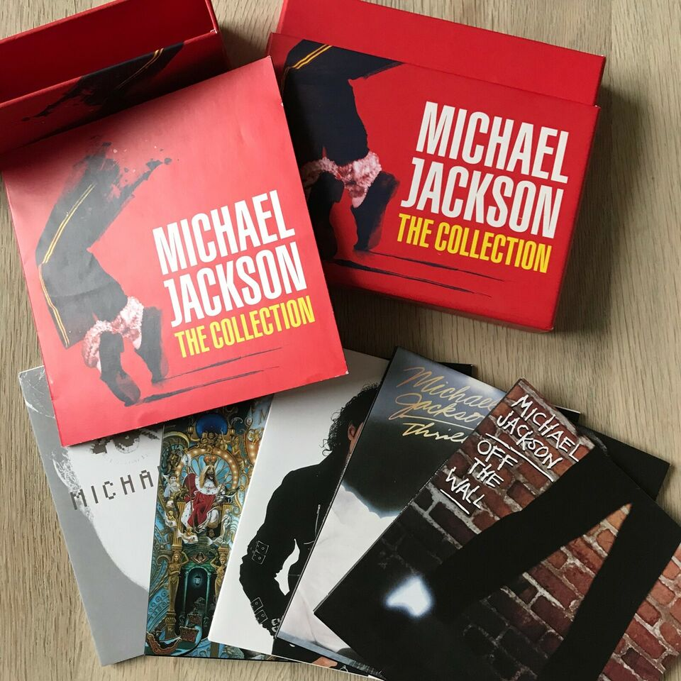 Michael Jackson: History/The Collection, pop