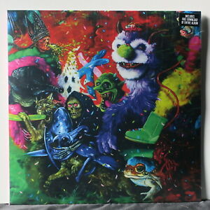 TROPICAL-FUCK-STORM-039-A-Laughing-Death-In-Meatspace-039-Vinyl-LP-Download-NEW-SEALED