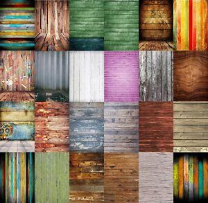 vinyl 2x3 3x5 5x7 6x9 wood board photography background studio