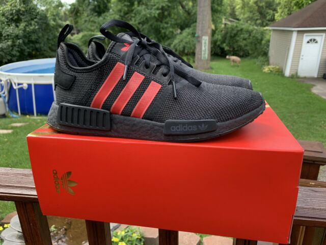 Adidas NMD R1 Chinese New Year 2019 Red Black *SOLD OUT*LIMITED EDITION* 11