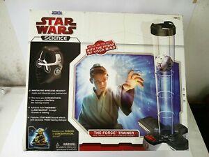"""uncle Milton"" Star Wars Force Trainer 1 Jedi"