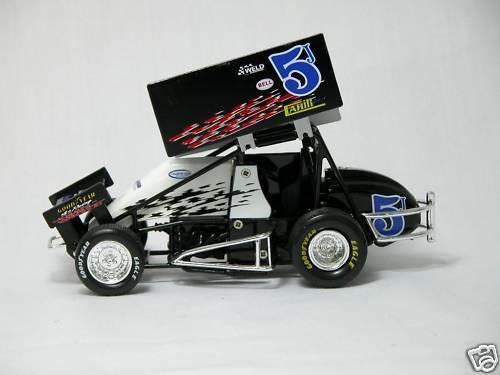 1//24th scale Housby variation # 6 Brian Brown  RC2 Sprint Car