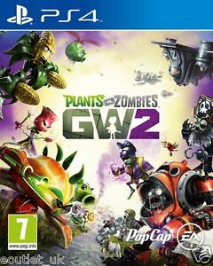 Le-piante-Vs-Zombie-Garden-Warfare-2-PS4-PER-SONY-PLAYSTATION-4-sparatutto-NUOVO-pvz