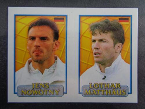 Panini Euro 2004 04 Fútbol Stickers-elegir 5 a 50-confiable y rápido servicio