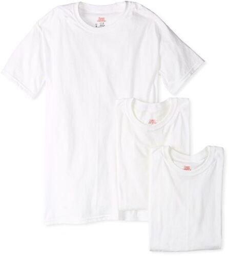 Hanes Mens Basic Bottoms Tall Man Crew T-Shirt 5//Tall Select SZ//Color.