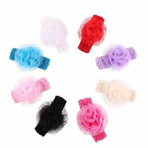 ModaStyle-8-Pieces-Baby-Headbands-Girl-Headband-Head-Wear-Flower-Multicolored
