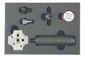 Laser-Outils-6728-Frein-Tuyau-Torchage-Outil-Cuivre-Acier-Frein-Double-Tete-4-75-mm-3-16