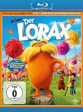 Blu-ray * DER LORAX # NEU OVP