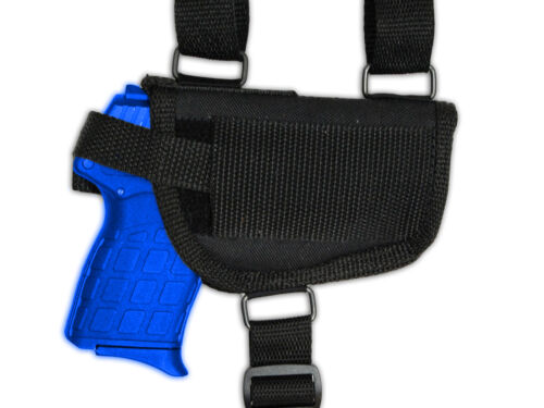 Walther 380 UltraComp 9mm 40 45 Barsony Horizontal Shoulder Holster for Sig