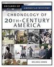 Chronology of 20th-century America by Melinda Corey (Hardback, 2006)