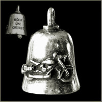 Ride It Like You Stole It Motorcycle Guardian Angel Good Luck Gremlin Bell Usa