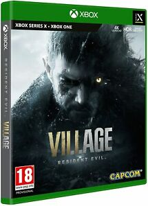 RESIDENT EVIL 8 VILLAGE VIII XBOX ONE E SERIES X EU NUOVO GIOCO ITA FR