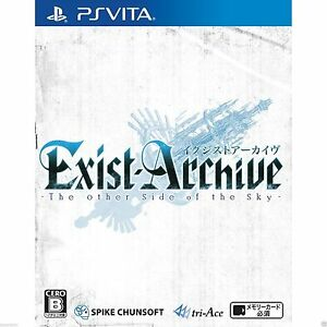 Exist-Archive-The-Other-Side-of-the-sky-PS-Vita-SONY-JAPANESE-NEW-JAPANZON