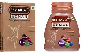 Revital-H-Woman-Daily-Health-Supplement-Free-Ship