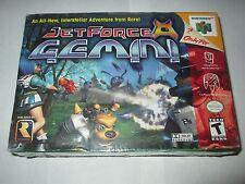 Jet Force Gemini (Nintendo 64 n64, 1999) NEW Factory Sealed