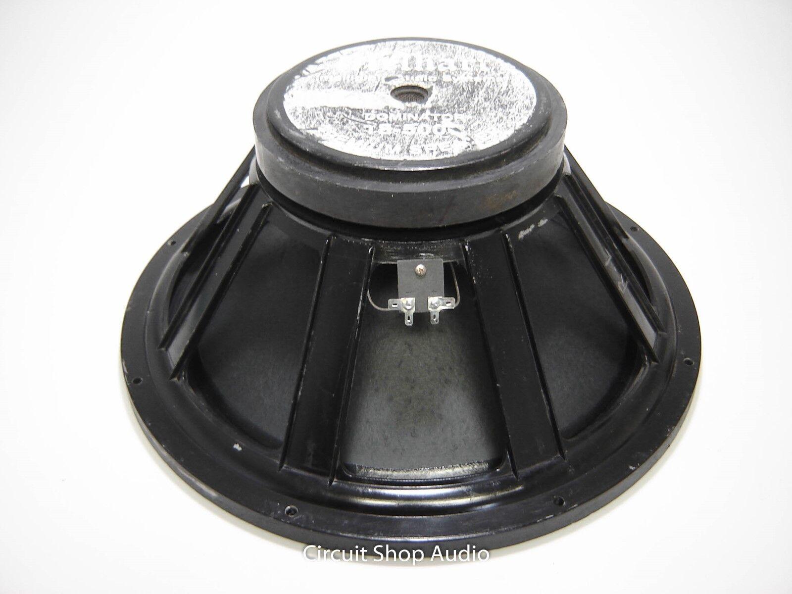 18  Eminence   Melhart Speaker   Dominator 18-500C   8 Ohm -- CSL