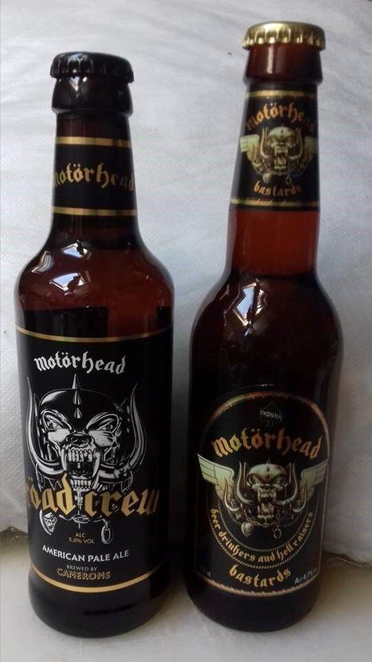 Øl, Heavy Metal Motorhead ØL
