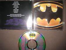 CD Batman Soundtrack Prince Rogers Nelson Partyman Kim Basinger Batdance OST