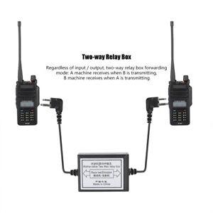 Walkie-Talkie-Relay-Box-per-ripetitore-radio-bidirezionale-Trasmettitore-di