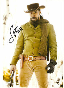Django-Unchained-JAMIE-FOXX-Originalautogramm-GROSSFOTO