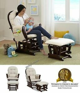 Nursery Rocking Recliner Chair
