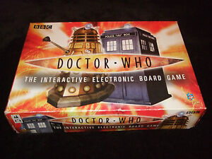 DOCTOR-WHO-INTER-ACTIVE-ELECTRONIC-FAMILY-BOARD-GAME-BY-TOY-BROKERS-2004