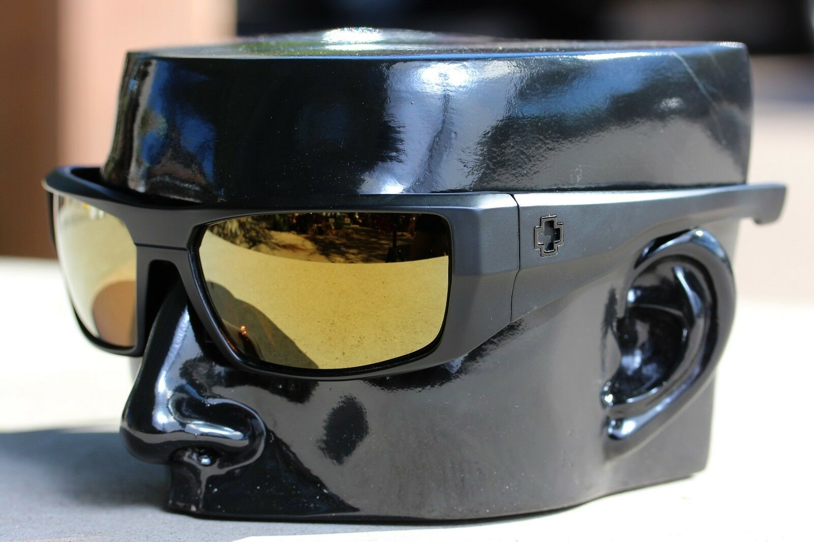 71555dbf0993e Polarized Ikon Replacement Lenses for Spy Optic Dirk Sunglasses 24k ...
