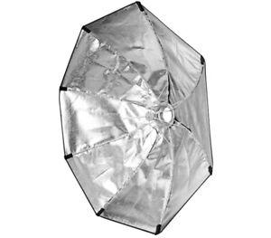 2019 DernièRe Conception Studio Parapluie-boite Octagon 95 Cm Incl. 2 Blancs Diffuseurs + Sac-afficher Le Titre D'origine Fabrication Habile