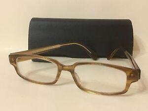 5f81f06ed58 Oliver Peoples Rx Eyeglasses Frames Danver Smt 52x17 Smoketree Brown ...