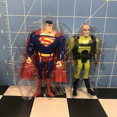 """LOT OF 4 DC Universe SUPERHERO Justice League Unlimited  batman action FIGURE 4/"""""""