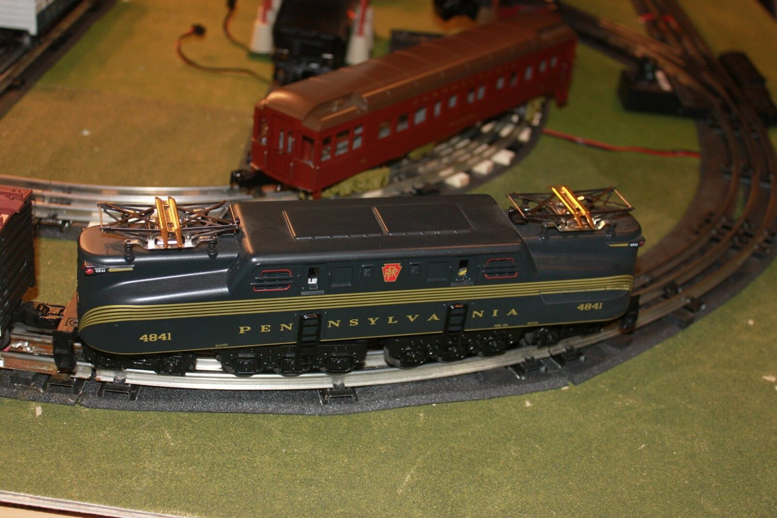 GG-1 Express Beer Train Set w Proto-Sound 2.0 30-2592-1 MTH