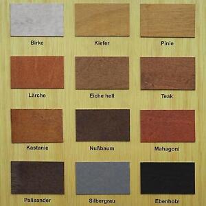 dekor lasur holzlasur offenporig mit uv schutz 0 75 l dose viele farbt ne ebay. Black Bedroom Furniture Sets. Home Design Ideas