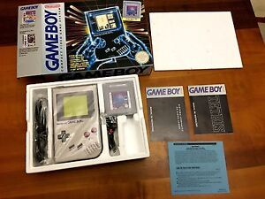 Nintendo-GAME-BOY-ORIGINAL-Console-MINT-Boxed-DMG-01-Gameboy-Classic-NEW
