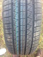4 245/65r17 Crosswind 4x4 Hp Tires 245 65 17 2456517 R17 4 Ply Suv