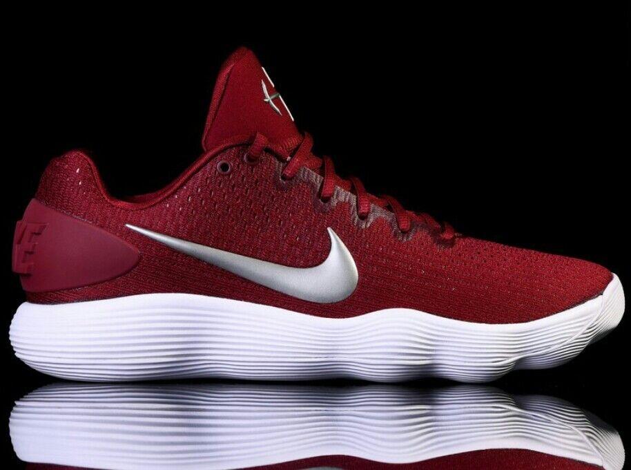 Nike Hyperdunk 2017 Low Crimson (Team) Basketball Shoe Size:9 New