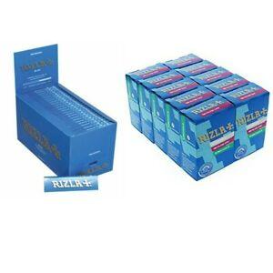 KIT-3-BOX-FILTRI-RIZLA-SLIM-6-mm-1-BOX-CARTINE-RIZLA-BLU-CORTE