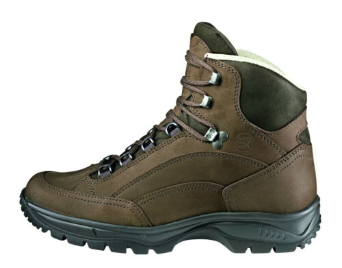 Hanwag Mountain Shoes Canyon Lady II, Leather Earth Size 7 40,5