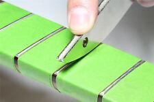 Diamond Offset Fret Crowning File - Dual Width - Medium/Wide(Jumbo) - 150 grit