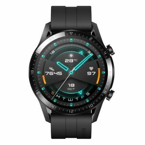 Huawei Watch GT 2 Sport 46mm Smartwatch - Matte Black - [Au Stock]