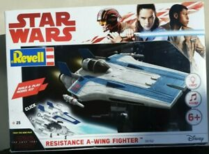 Star-Wars-Resistance-A-Wing-Fighter-Build-amp-Play-Model-Kit-Revell-LVL-1-06762