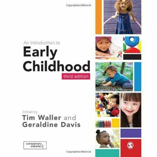 1 of 1 - Waller, Tim : An Introduction to Early Childhood