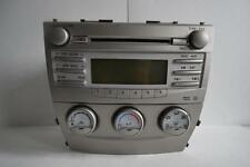 2007-2011 TOYOTA CAMRY RADIO STEREO WMA MP3 CD PLAYER 86120-06480
