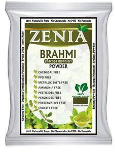 100g-Zenia-Natural-Hair-Loss-remedy-BRAHMI-POWDER-USA-SELLER-STRONG-HEALTHY-HAIR