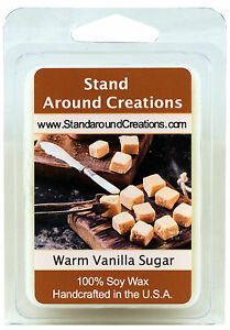 All Natural Soy Candle Wax Melt Tart 3oz W//Essential /& Natural Oils