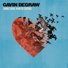 Gavin DeGraw - Something Worth Saving [New Vinyl] Download Insert