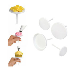 4-Pcs-Cupcake-Stand-Icing-Cream-Flower-Nails-Set-Sugarcraft-Decorating-Tool