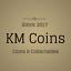 1972-U-S-A-Kennedy-Half-Dollar-Cupro-Nickel-Clad-Copper-Coins-KM-Coins thumbnail 3