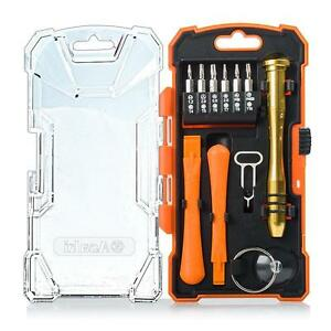 asaki smart phone repair tool kit 17 piece set screw. Black Bedroom Furniture Sets. Home Design Ideas