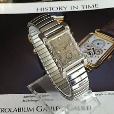 1950 Bulova 8AC USA Fifth Ave New York 17 jewels men's watch Parts or repair