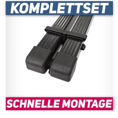 M23-FP Für Peugeot 407 4-Tür 04-11 Stahl Dachträger kompl